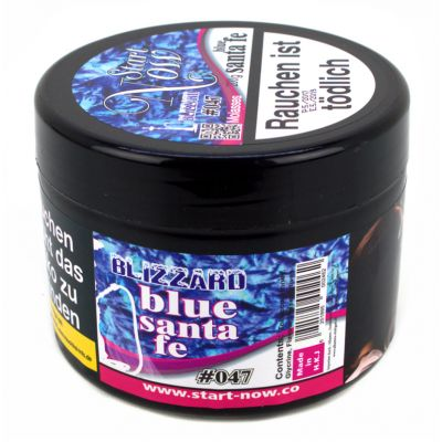 Start Now - Blue Santa fe Blizzard #047 - 200g